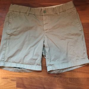J Crew Broken-in boyfriend Distressed Shorts 4